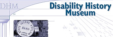 Disability History Museum
