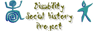 Disability Social History Project