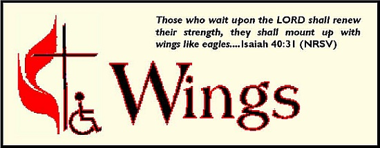 Wings: a faithletter for United Methodists and those who care about them